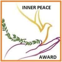 "Graphic image of ""Inner Peace Award"""